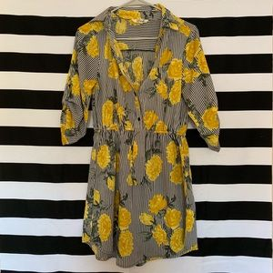 Blush Flower Dress